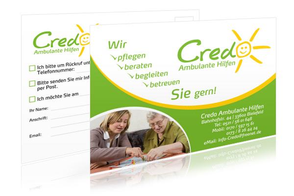 Gestaltung und günstiger Druck Bielefeld