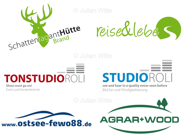 Log entwickeln lassen Bielefeld