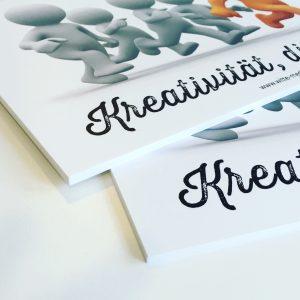 Werbetechnik Bedruckte Hartschaum Kunststoffplatte Digitaldruck Bielefeld