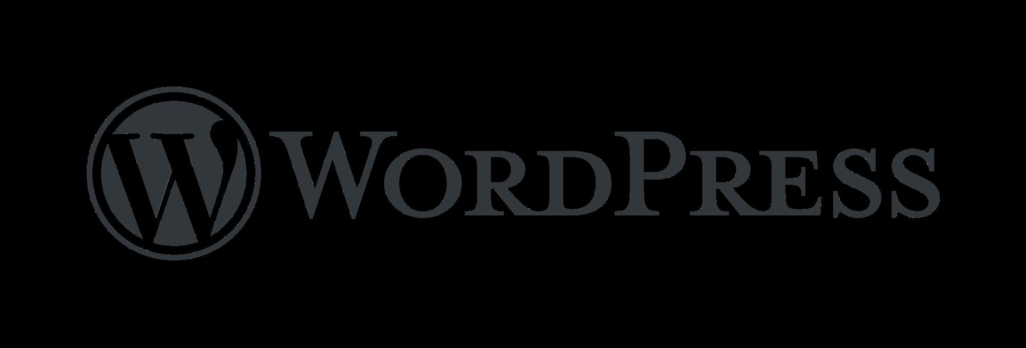 Erstellung Wordpress Homepage und Service