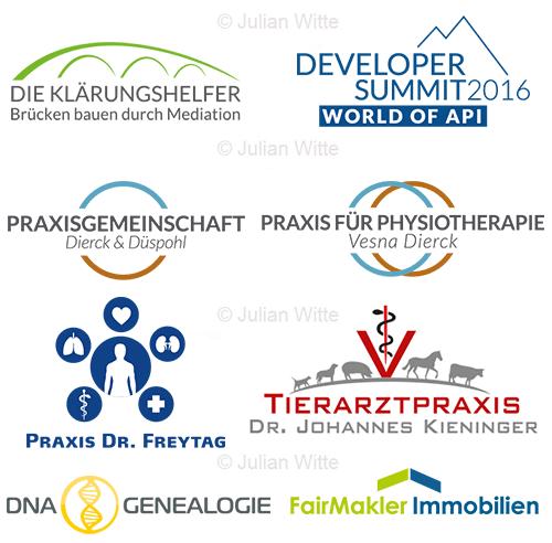 Logo Entwicklung gestalten lassen Bielefeld