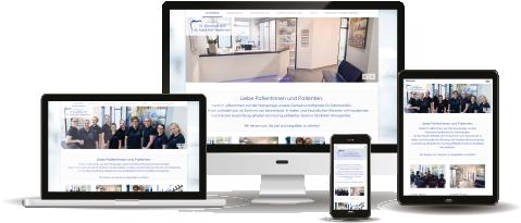 Homepage erstellen lassen Bielefeld