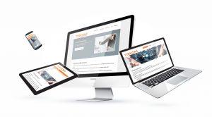 Homepage Website erstellen lassen Bielefeld günstig